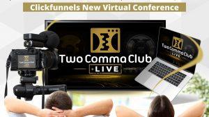 2 Comma Club Live Virtual Conference